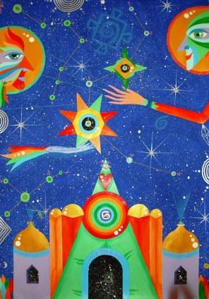 La Pintura de las Estrellas de Samuel Tutusaus